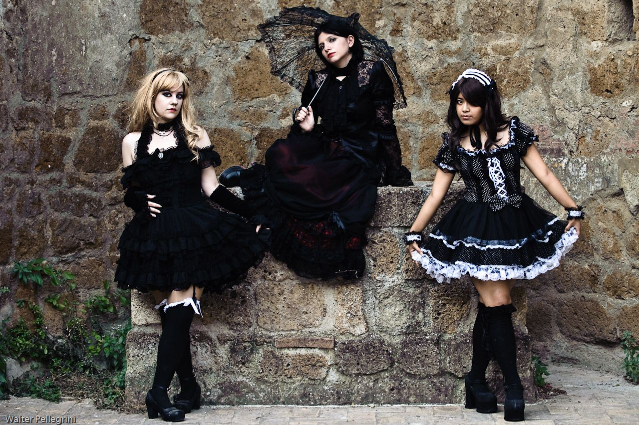 Gothic people | Gothic+Models.jpg