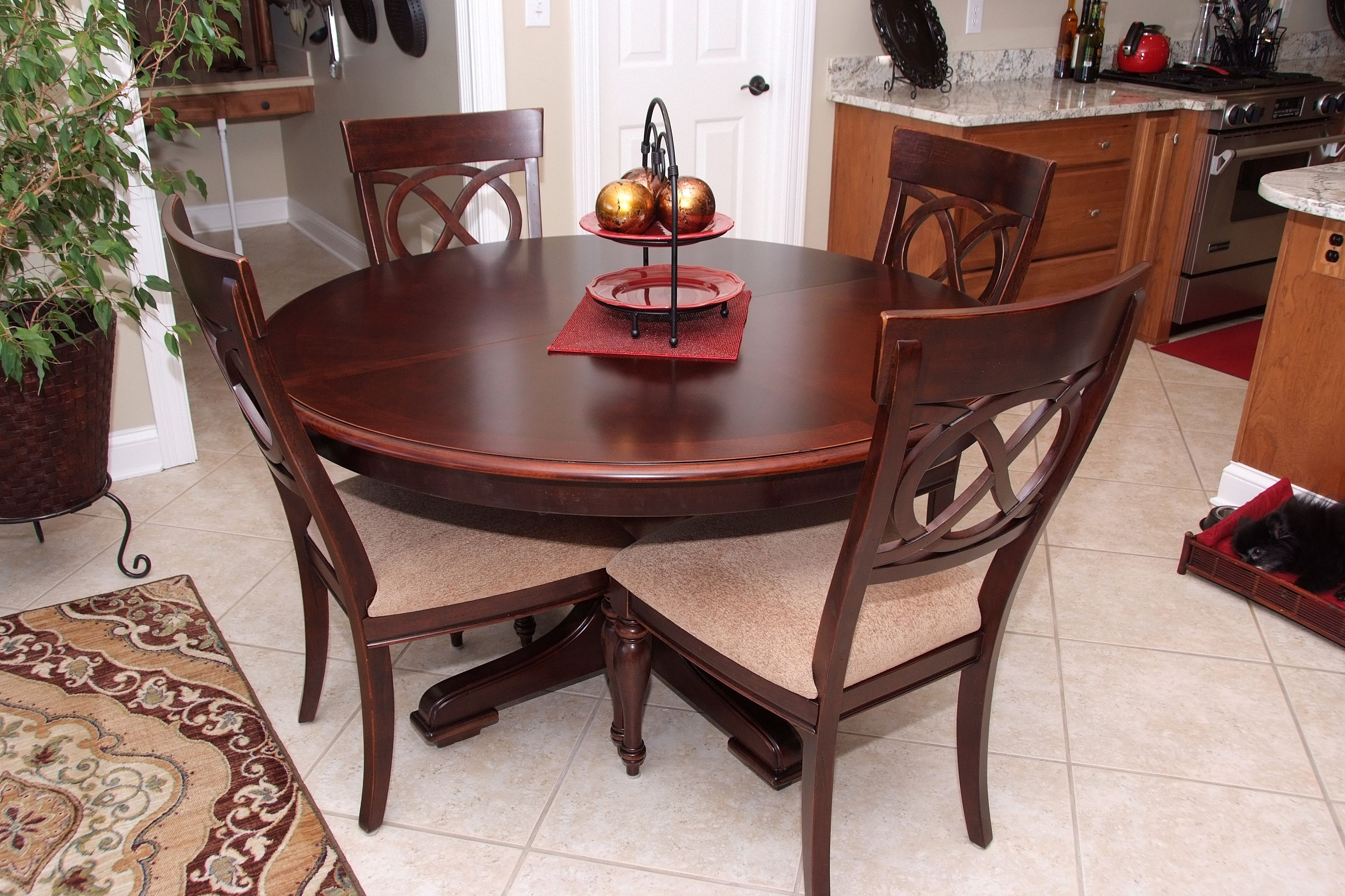 Savings of 20-60% add to the luxury of this beautiful dining room set.  Call for your free savings seminar, 317472-9817