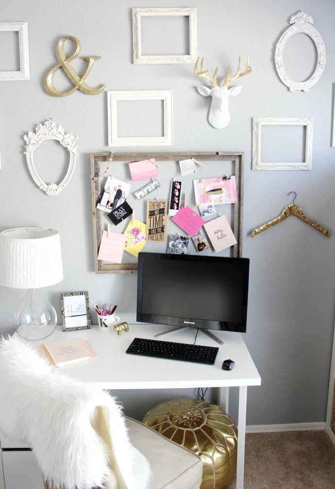 White details Eye-catching Interior Designs Pinterest Goodies