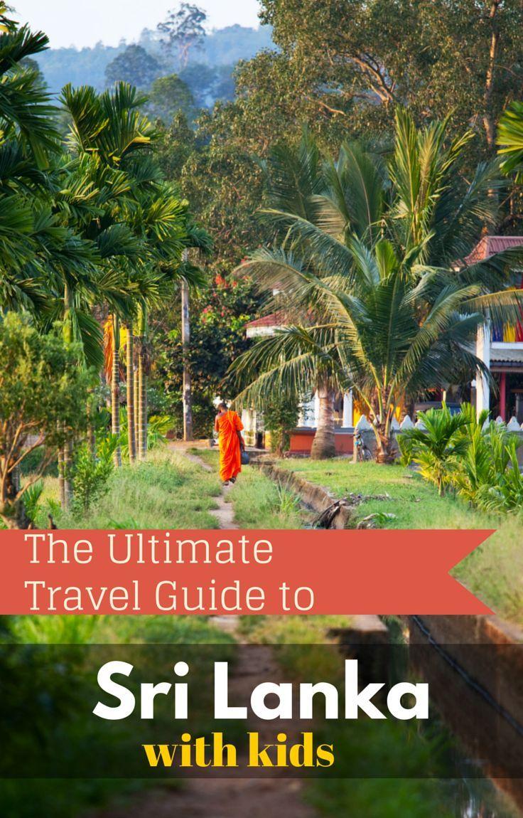 Sri Lanka Travel Blog - Family Travel Blog - Travel with Kids