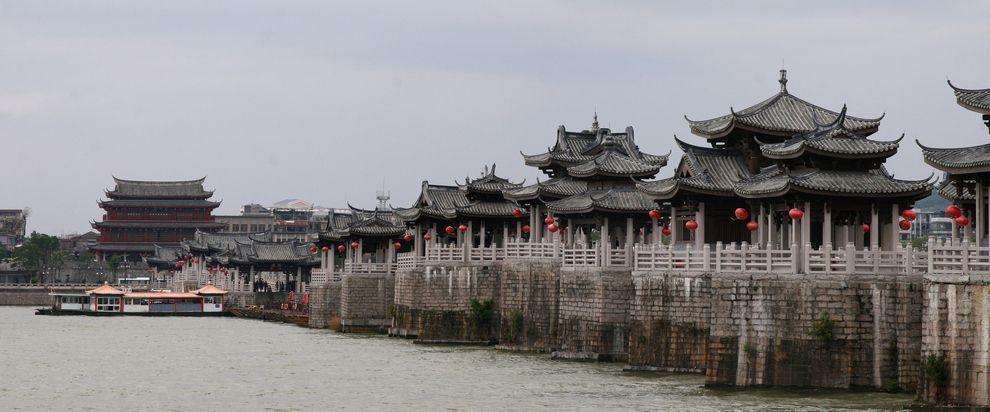 Guangji Bridge, Chaozhou, Guangdong Province, China | 33 Awe-Inspiring Bridges You Need To Cross In Your Lifetime