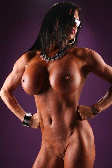 nude women model workout