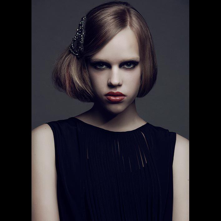 Hair By Antonio Guerrero Toni Guy Paris Hairup Updo