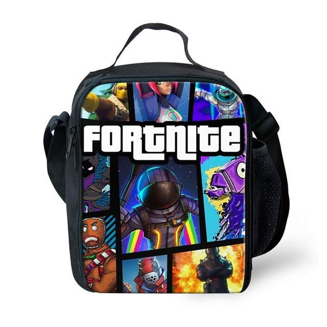 ac8b7e0be9a3 Fortnite School Bags. Fortnite School Bags Girls Lunch Bags