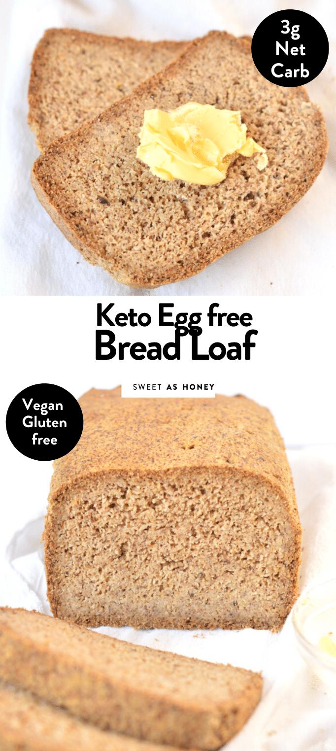 Keto Bread Loaf Almond Flour Bread Recipe Sweetashoney In 2020 Almond Flour Bread Almond Flour Bread Recipes Almond Recipes
