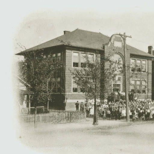 Avondale Birmingham Al: Avondale School :: 1910
