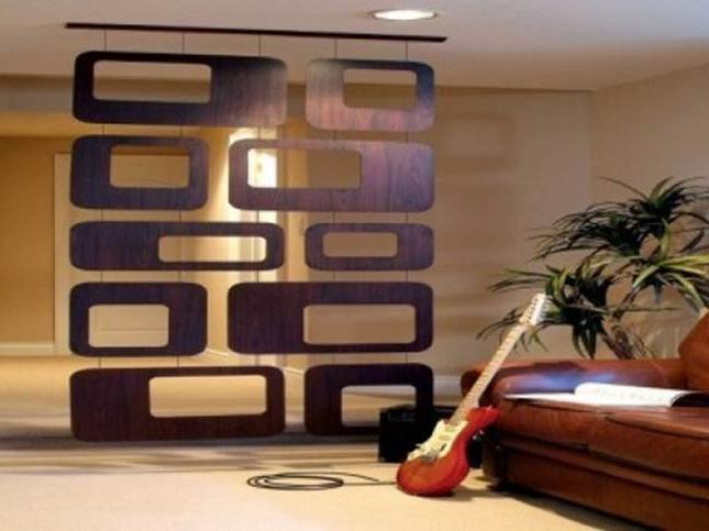 50 Desain Sekat Ruangan Minimalis Ruang Tamu Lemari Kantor