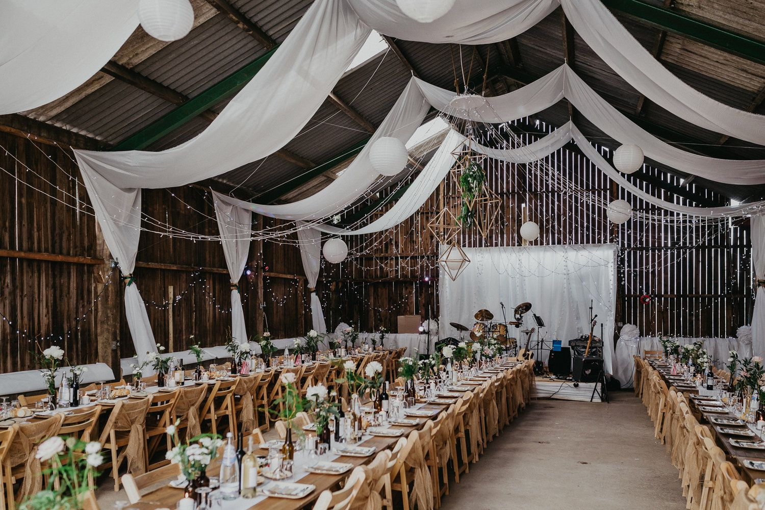 Six Of The Very Best Barn Wedding Venues in Yorkshire ...