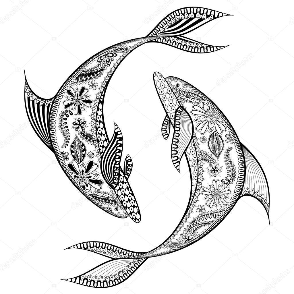 Pin Von Jazmyn Weinzatl Auf Delfine Malvorlagen Tattoo Delfin Ausmalbilder Malvorlagen