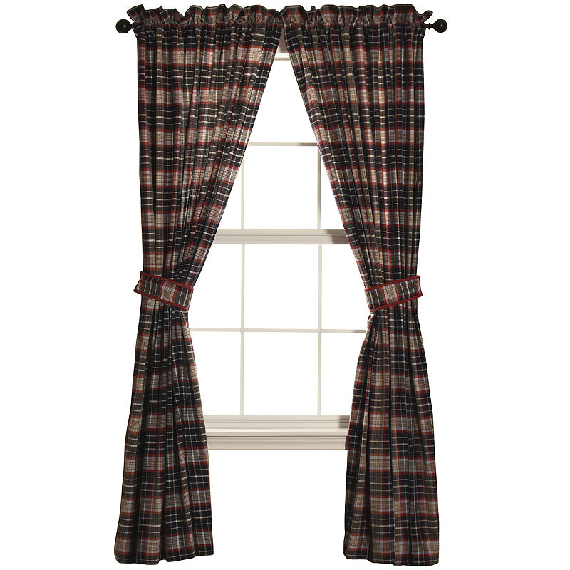 Hiend Accents South Haven Curtain Panel Panel Curtains Curtains