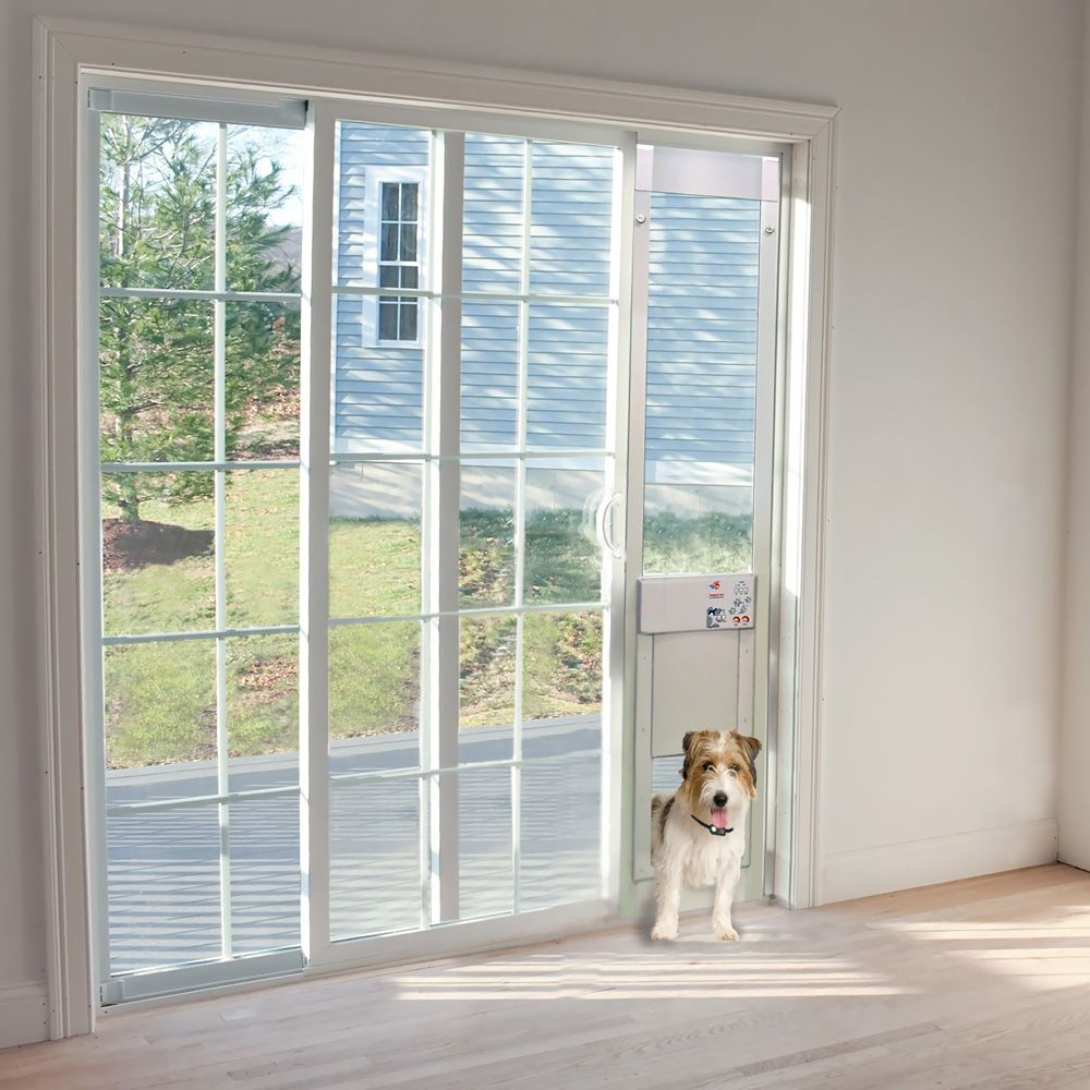 Power Pet LowE Fully Automatic Patio Door Medium (Extra