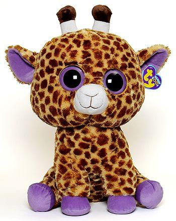 Safari (large) - giraffe - Ty Beanie Boos  1989c099736c