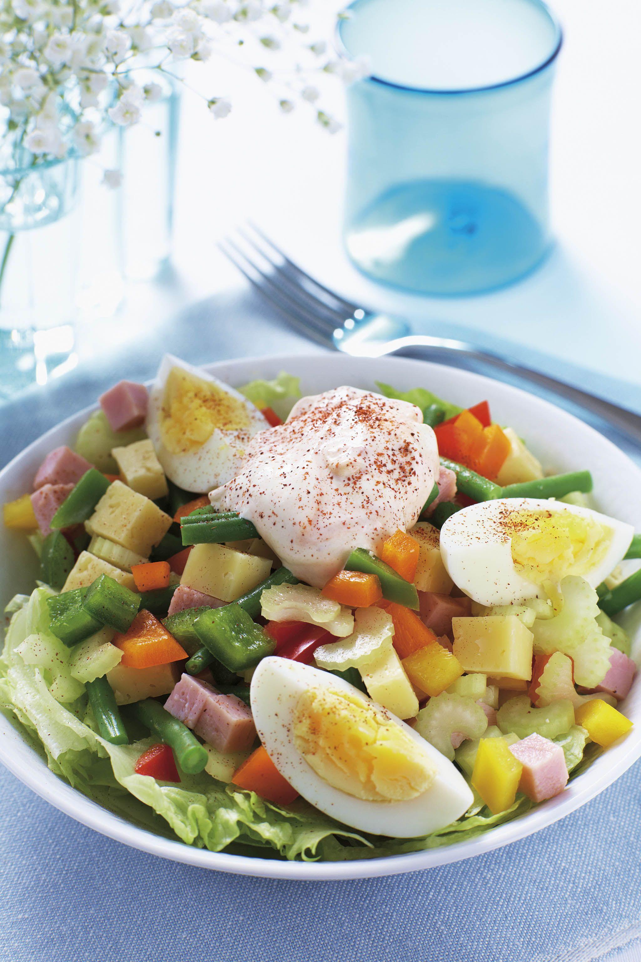 Keittiömestarin salaatti