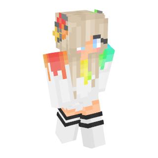 Minecraft Skin MincraftSkinz Pinterest Minecraft Skins - Skins para minecraft pe fantasma