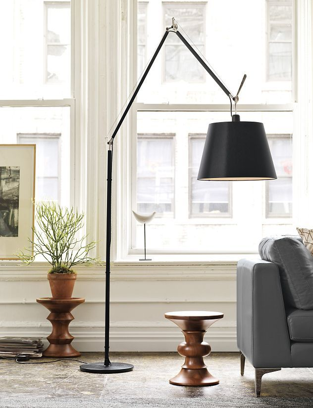 Tolomeo Floor Lamp Design Within Reach Eames Walnut Stool Floor Lamp Design Walnut Stools