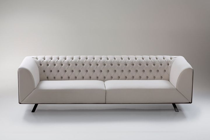 IKON sofa by Alegre Design for BV Retail Design Blog Lighting