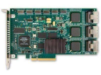 AMCC 9650SE-24M8 24-Port SATA PCI-E RAID Controller