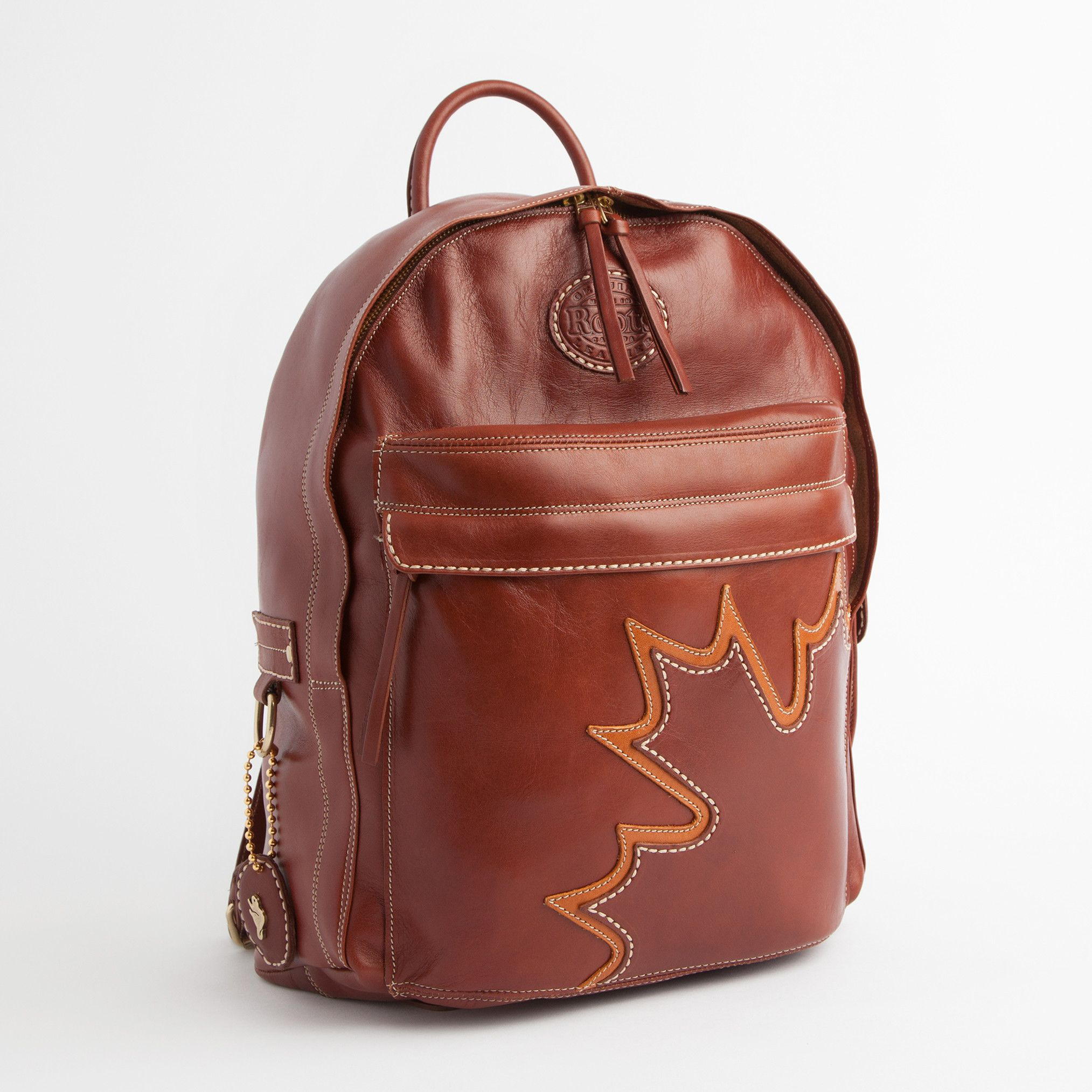 Canadian Student Pack Horween Leather Bags Roots
