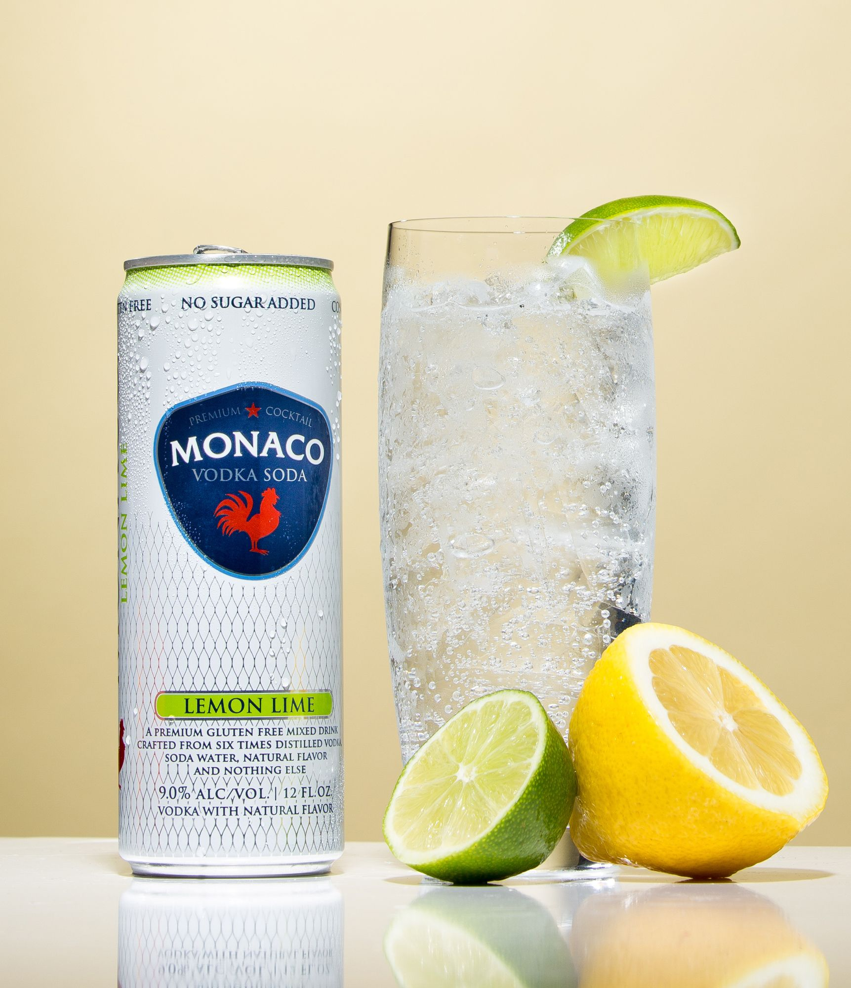 Ready To Trade Up From Hard Seltzer Introducing Monaco Vodka