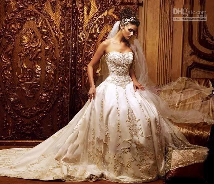 No doubt this is my future wedding dress!!
