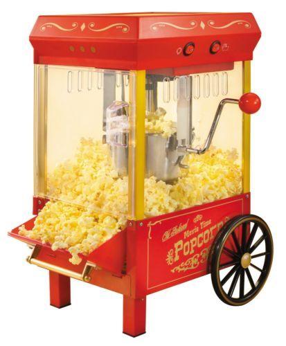 Popcorn-Maker-Nastalgic-Kettle-Corn-Machine-Vintage-Collection