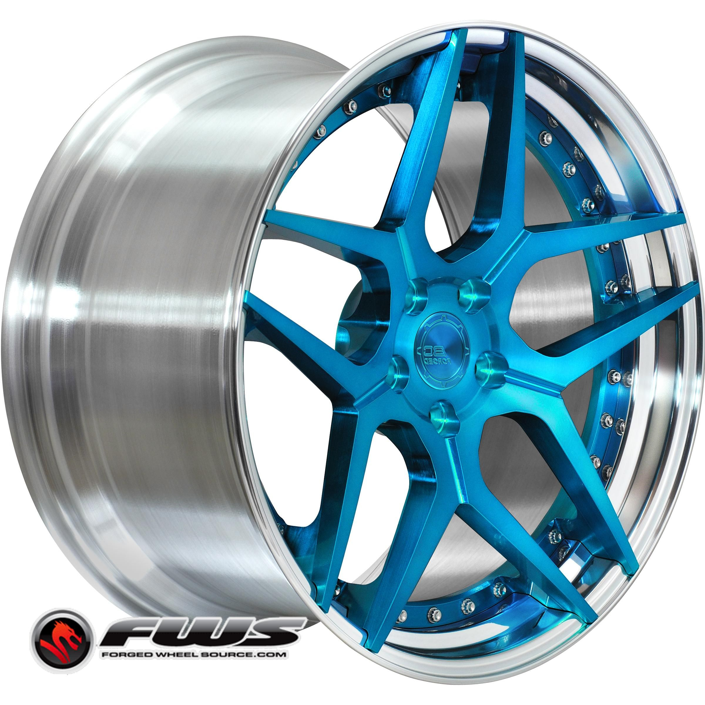 Muscle car wheels rims - photo#53
