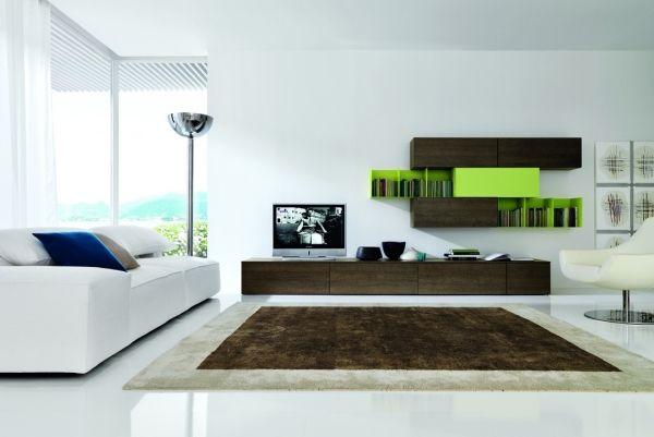 Wohnzimmer Wohnideen-Euromobil-moderne Raumgestaltung Living - raumgestaltung ideen wohnzimmer