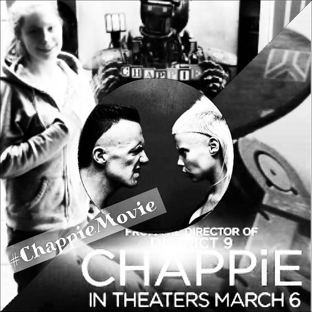 Tweets About Chappiemovie Hashtag On Twitter Ready Player One Destructive Force Neill Blomkamp