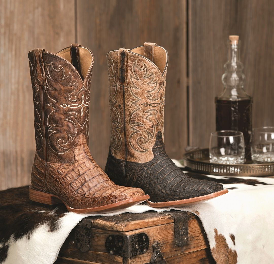 ba41e5ea90f Smooth as whiskey. Shop Cody James exotic boots at Boot Barn ...