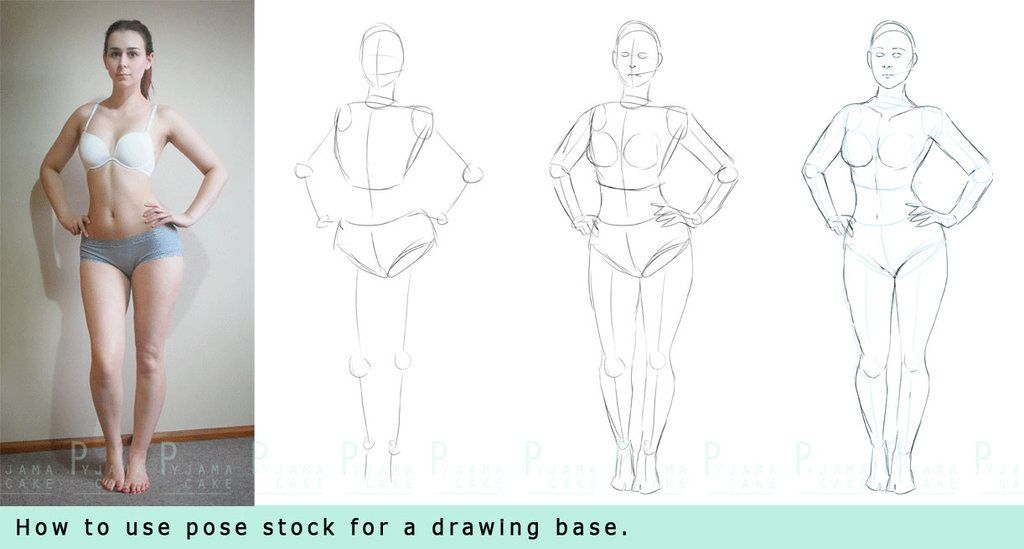 figure drawing reference models female - Google Search