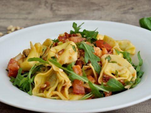 Italienischer-Tortellini-Salat - Anisas leichte Küche | Rezepte ...