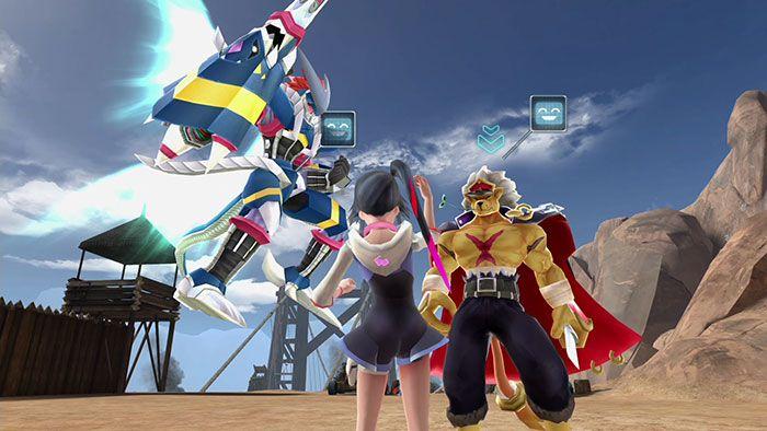 Digimon World : Next Order Digimon World Next Order se dévoile - Agence Française pour le Jeu Vidéo