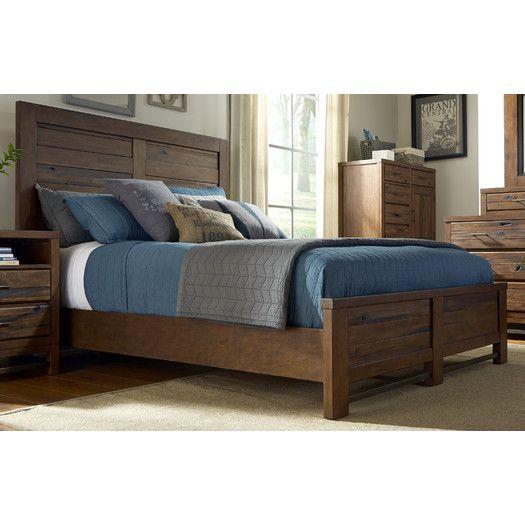 Progressive Furniture Inc.   Navigator Panel Bed