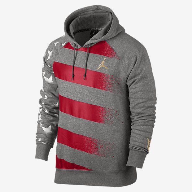 Jordan AJ 7 Stars and Stripes Men's Hoodie