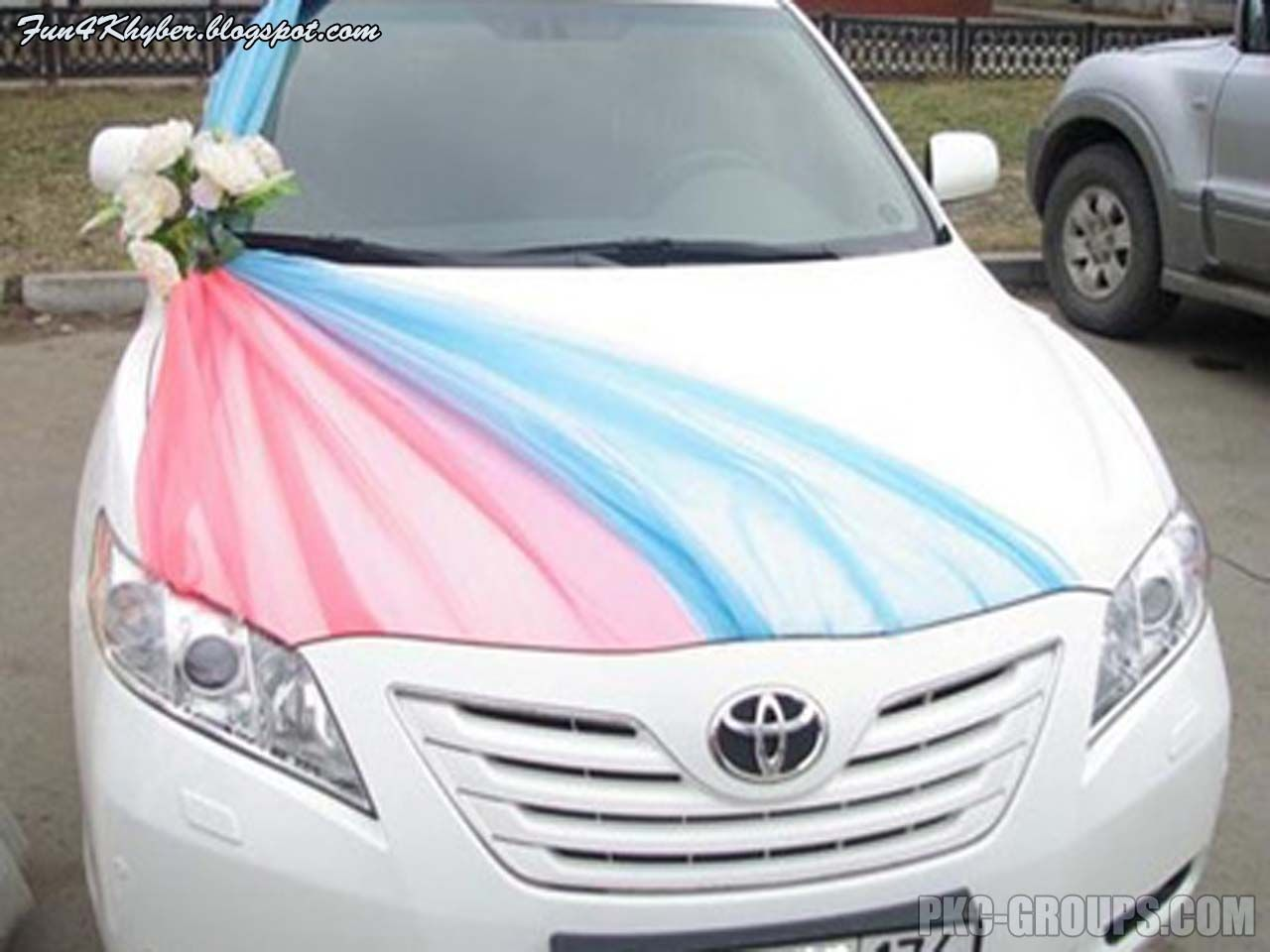 Fun4khyber Wedding Decorated Cars With Wedding Quotes In