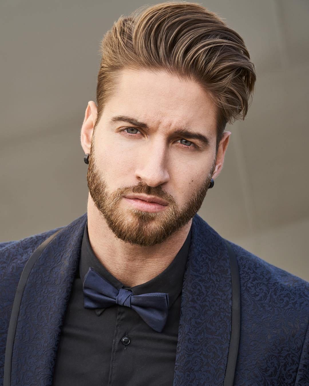 Pin em Beard Style
