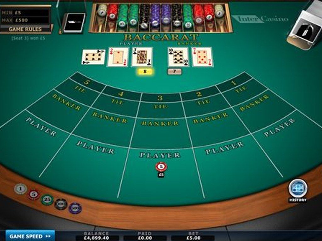 Baccarat Is A Card Game Where Luck Is One Of The Essential Ingredients For Winning Big Onlinecasinogh Jackpot Casino Play Casino Casino Bonus