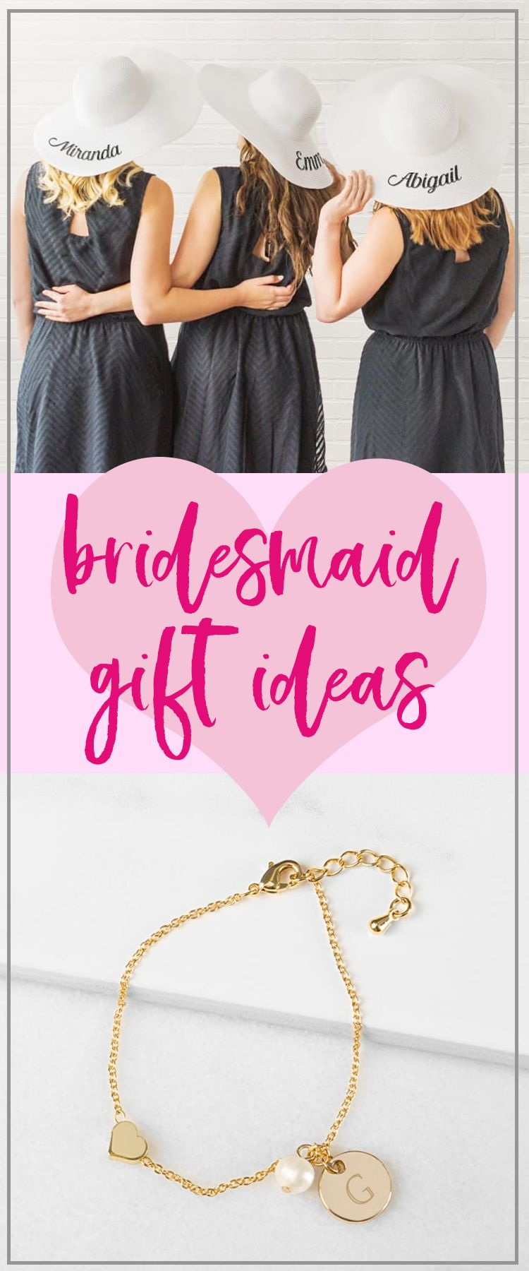 Wedding Gift Ideas, Bridesmaid Gifts, Bridesmaid Ideas, Unique ...