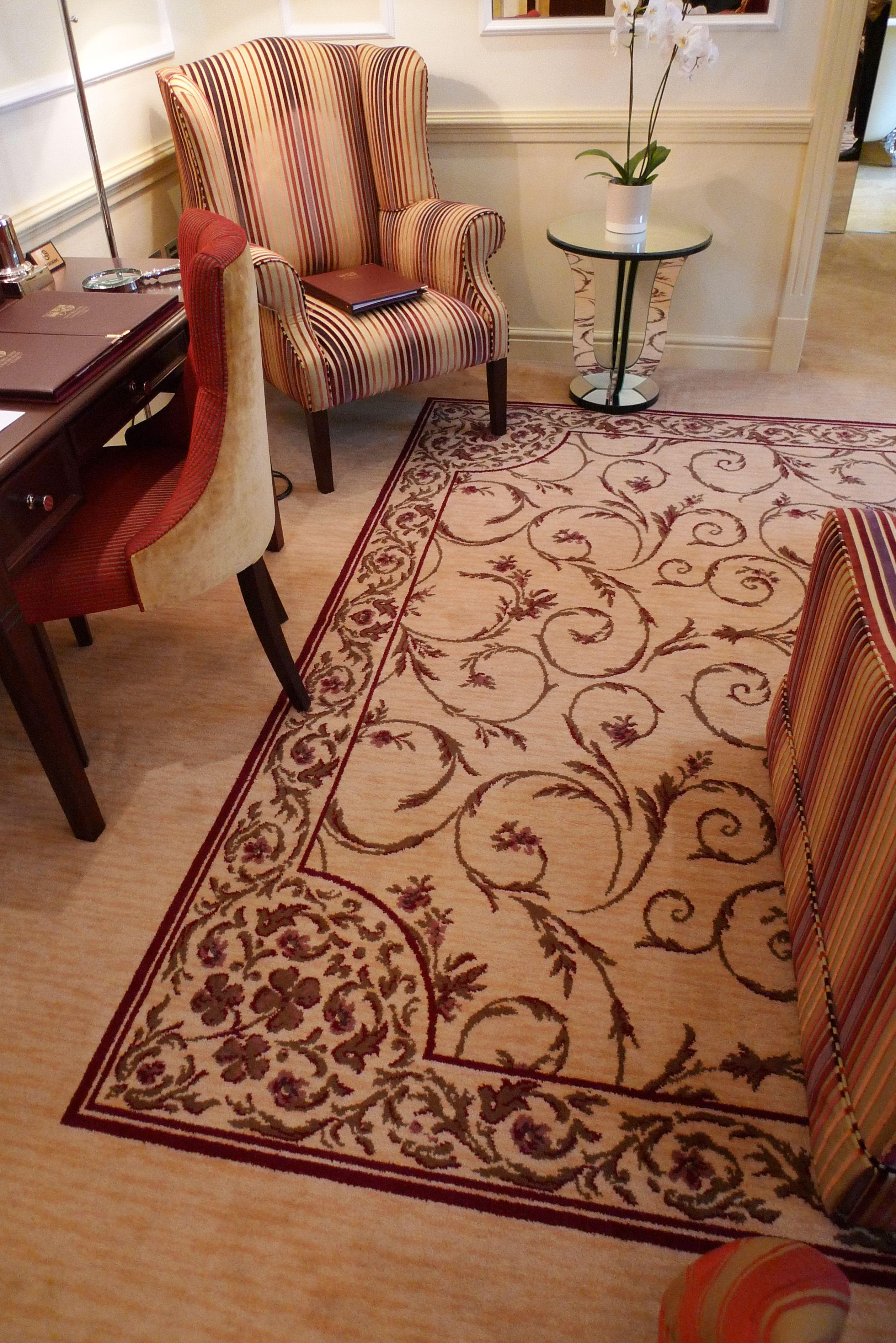 Oxford And Cambridge Club London Carpet Design Bespoke Carpet