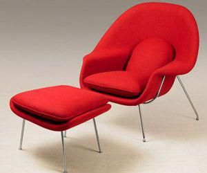 Womb Chair Ottoman Affordable High Quality Modern Furniture Funky And Stuff Wombchair
