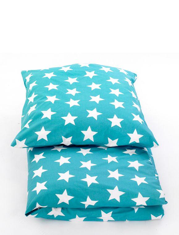 Geschmackvolle Sternchenbettwäsche für groß und klein in vier tollen ...