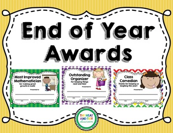 Now Editable This Product Includes 28 Different End Of Year Awards Or Certificates Perfect For Celebra Student Awards Certificates Student Awards End Of Year