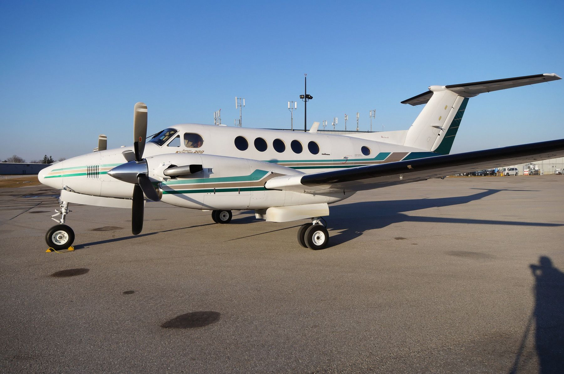 1981 Beechcraft King Air 200 => Airplane for sale, Used