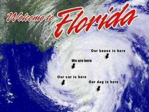 Florida Hurricane Humor Florida Funny Funny Weather Florida