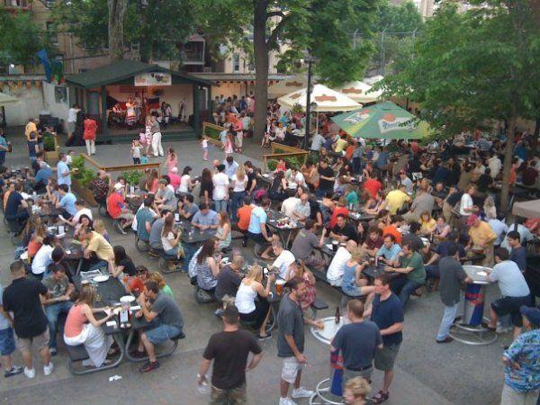 bohemian hall and beer garden - Bohemian Beer Garden