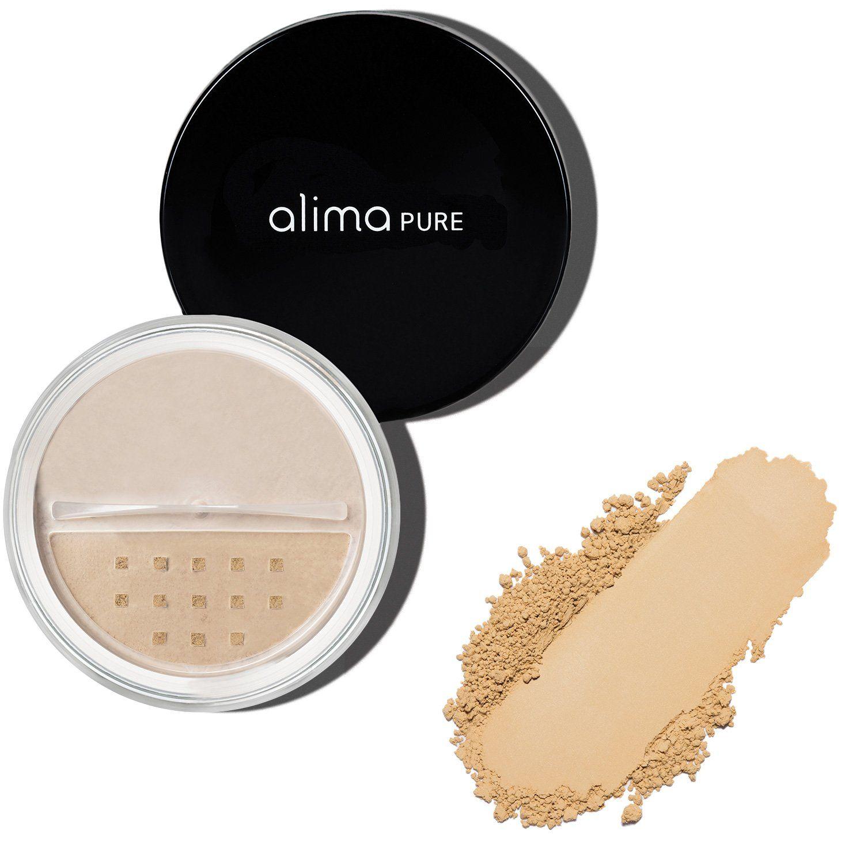 Alima Pure Balancing Primer Powder Deep ** Check out this