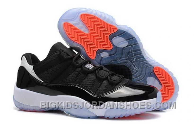 PROMO CODE FOR NIKE AIR JORDAN XI 11 LOW MENS SHOES ALL BLACK 2016 SALE  Only  94.00  51ffbea25