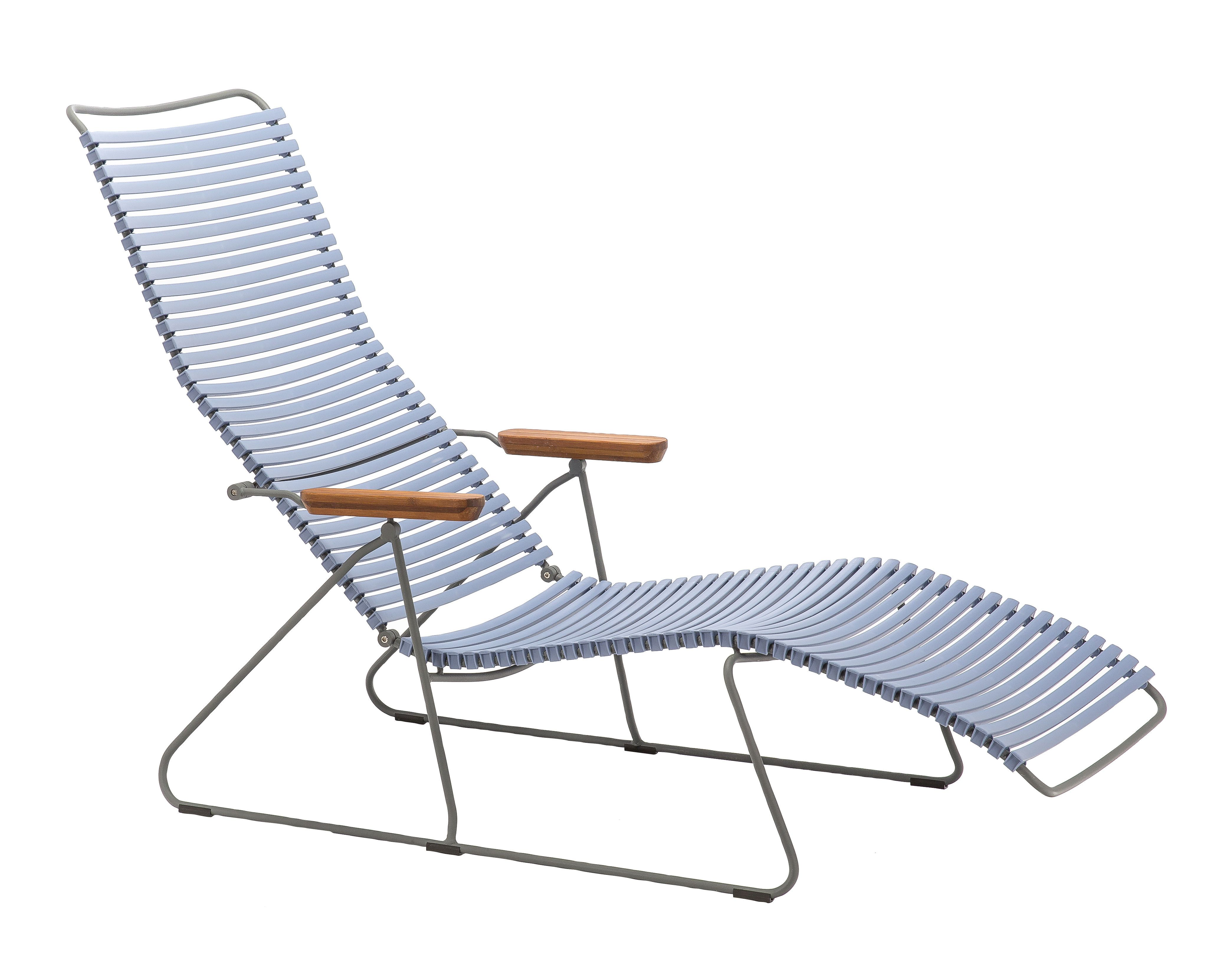 Click Reclining Chair Multiposition Backrest By Houe Sun