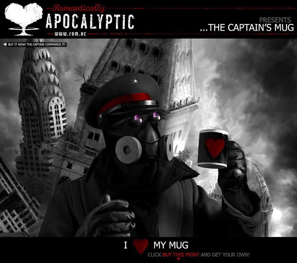 The Captain's Mug