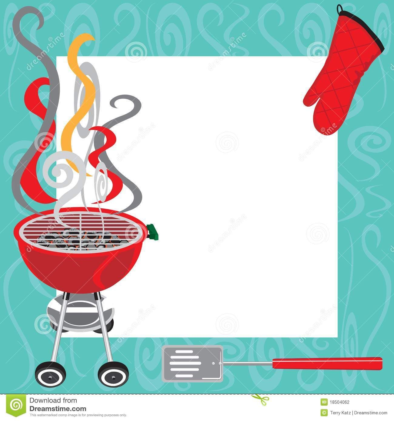 Free Printable Bbq Party Invitation Templates Bbq Party